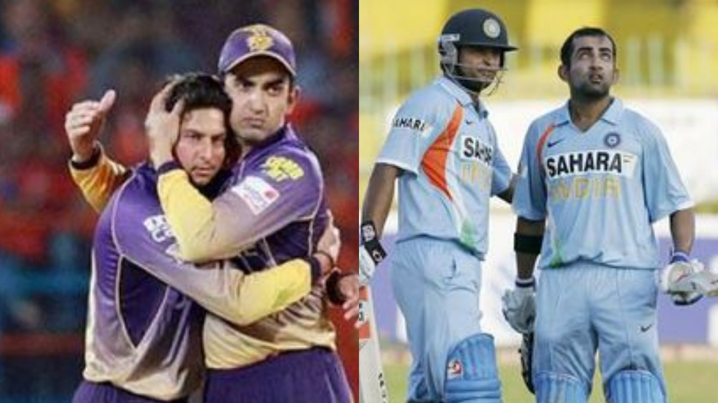 Indian cricket fraternity sends farewell wishes to Gautam Gambhir after his retirement