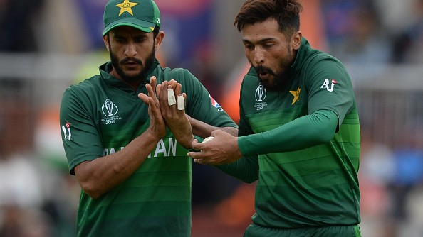 Mohammad Amir and Hasan Ali leave PCB's WhatsApp group; had missed out on central contracts