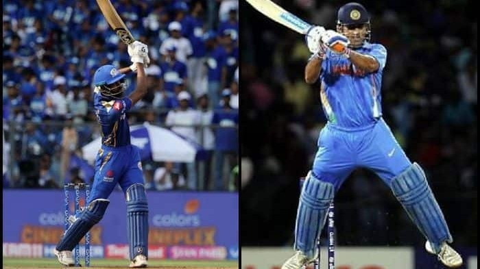 IPL 2019: Hardik Pandya reveals that MS Dhoni praised his version of 'Helicopter Shot'