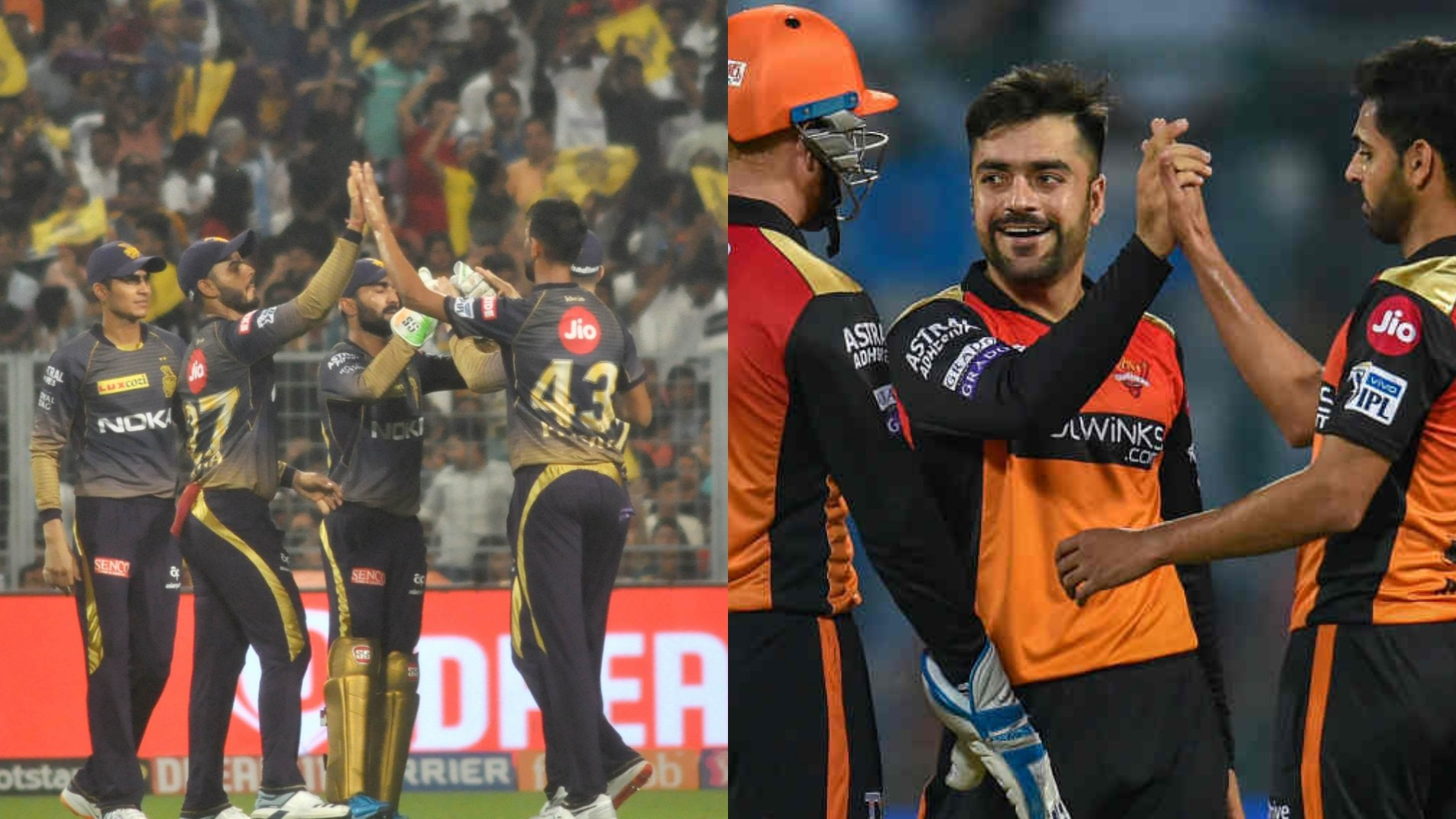 IPL 2019: Match 38 – SRH v KKR – COC Predicted Playing XIs