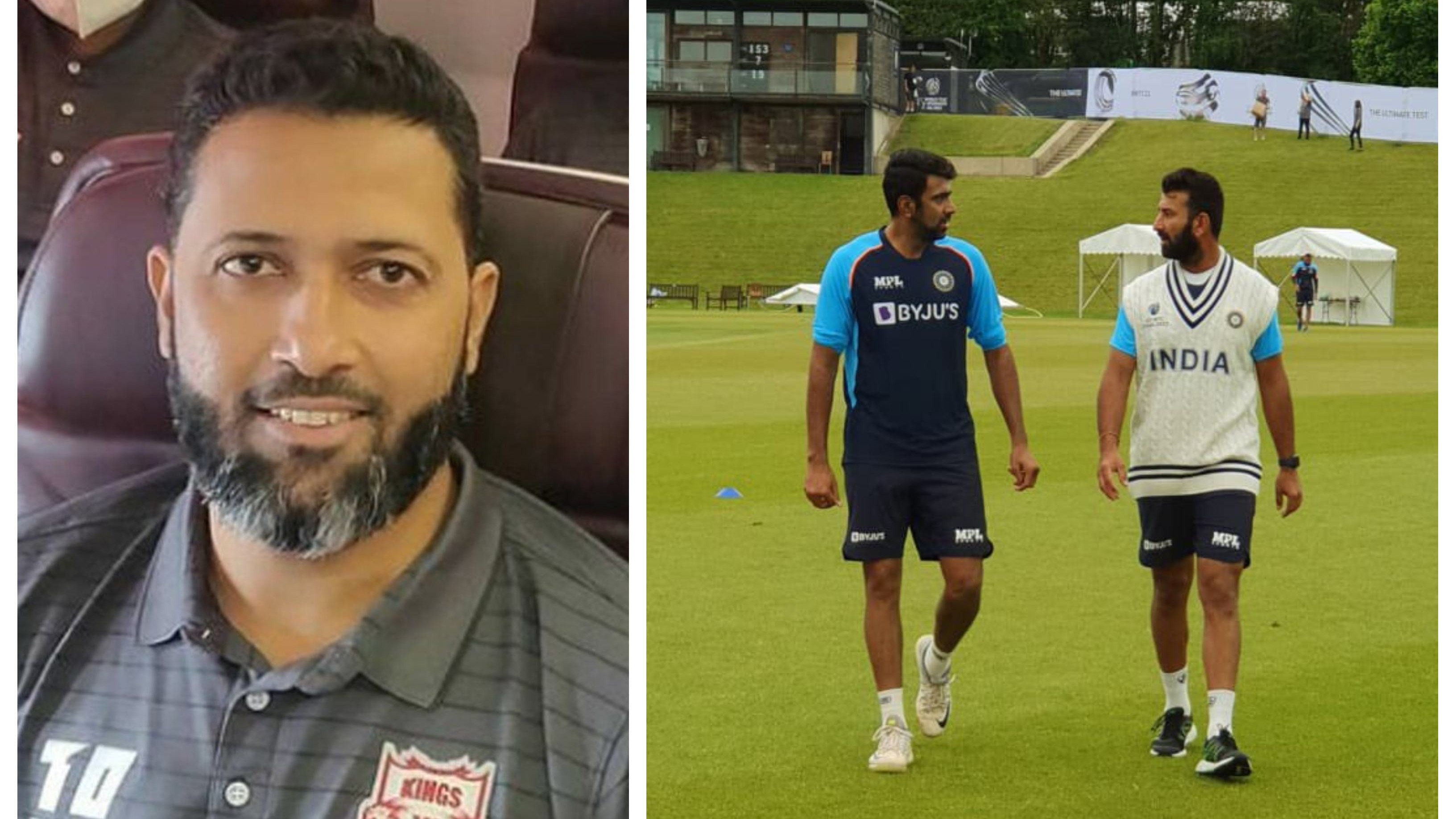 Wasim Jaffer comes up with witty reply after R Ashwin shares a teaser on Twitter
