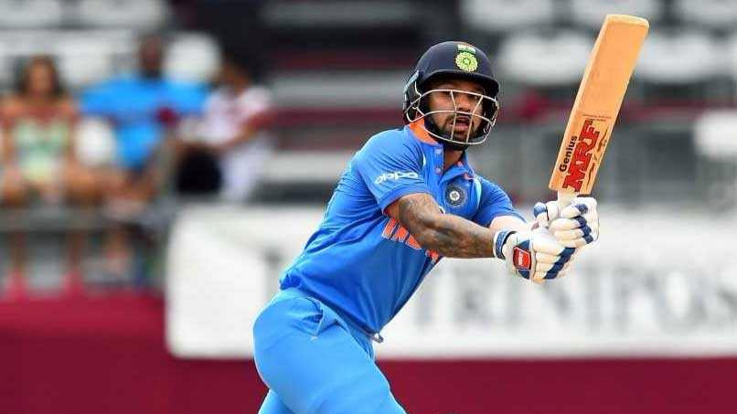 ENG vs IND 2018: Shikhar Dhawan thanks Indian fans for their continuous  support throughout the ODI series