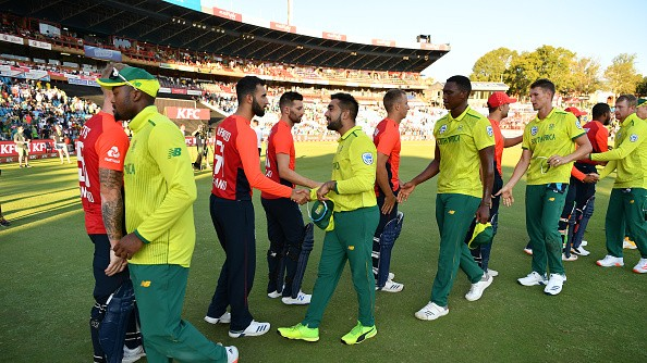 SA v ENG 2020: Series facing COVID-19 scare after home team report another positive case