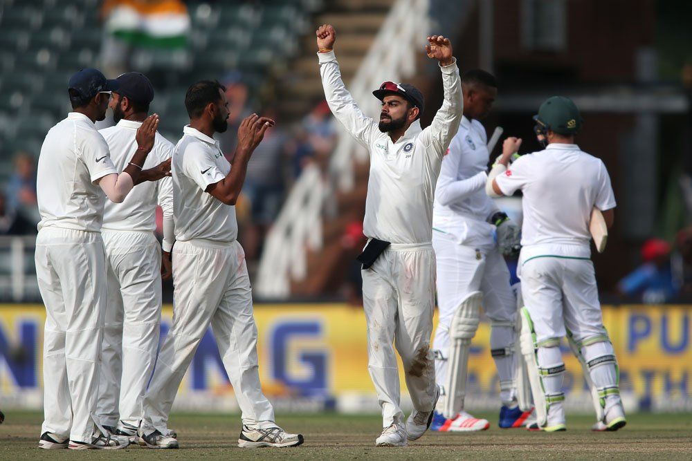 Shastri rates Wanderers Test win among India's finest overseas victories | BCCI