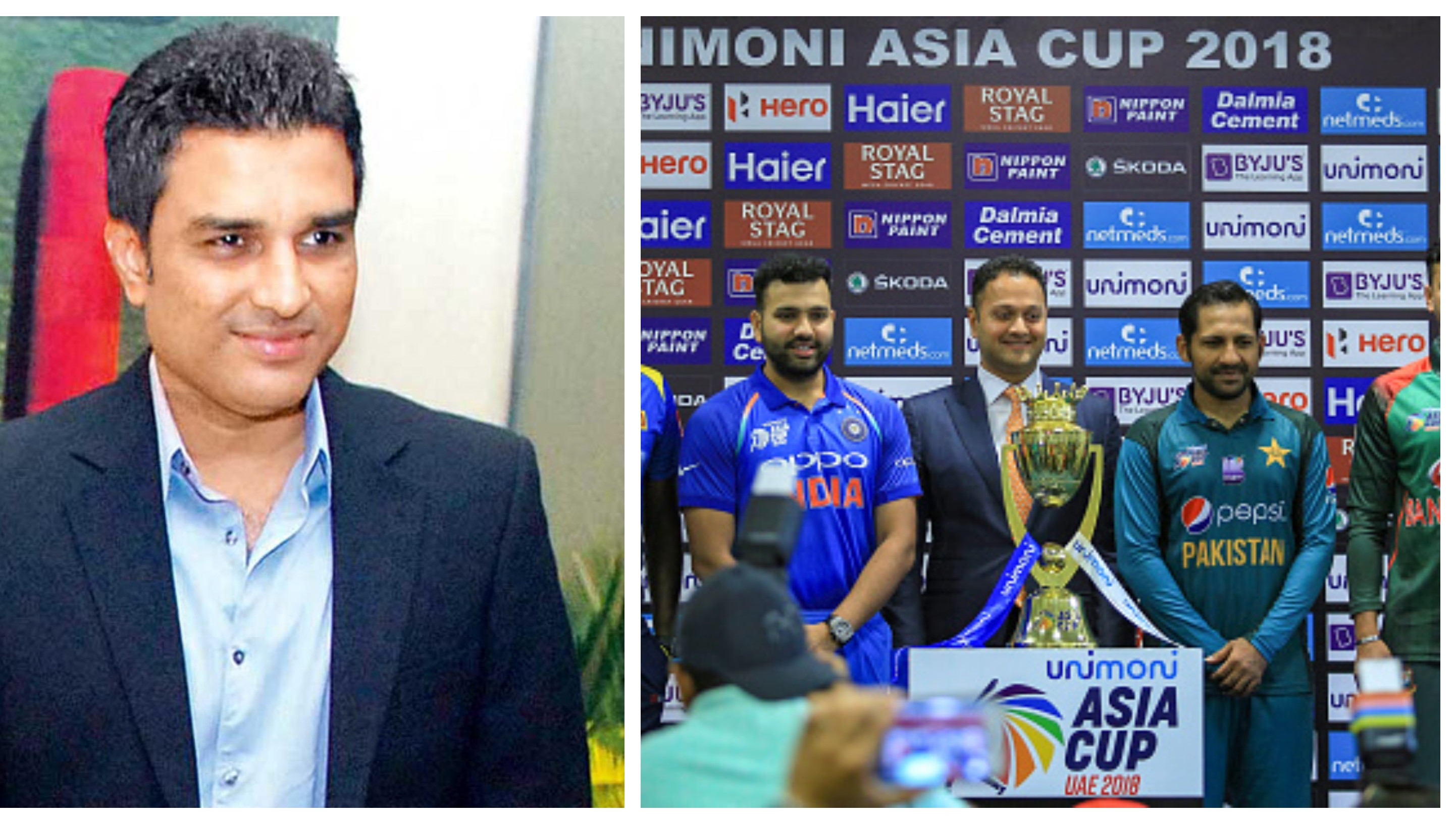 Asia Cup 2018: Sanjay Manjrekar picks his favourites for the tournament