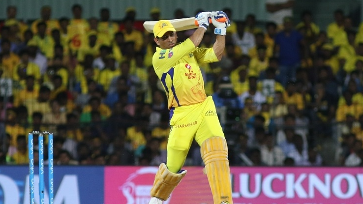 IPL 2018: MS Dhoni hammers second-longest six in IPL 11 so far