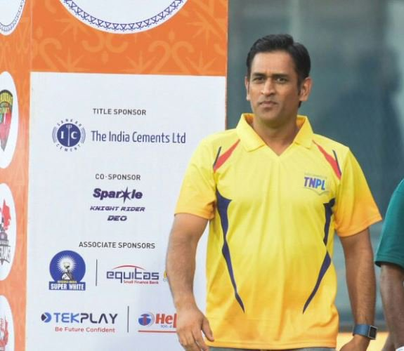 S Badrinath talks about the difference MS Dhoni brought to CSK