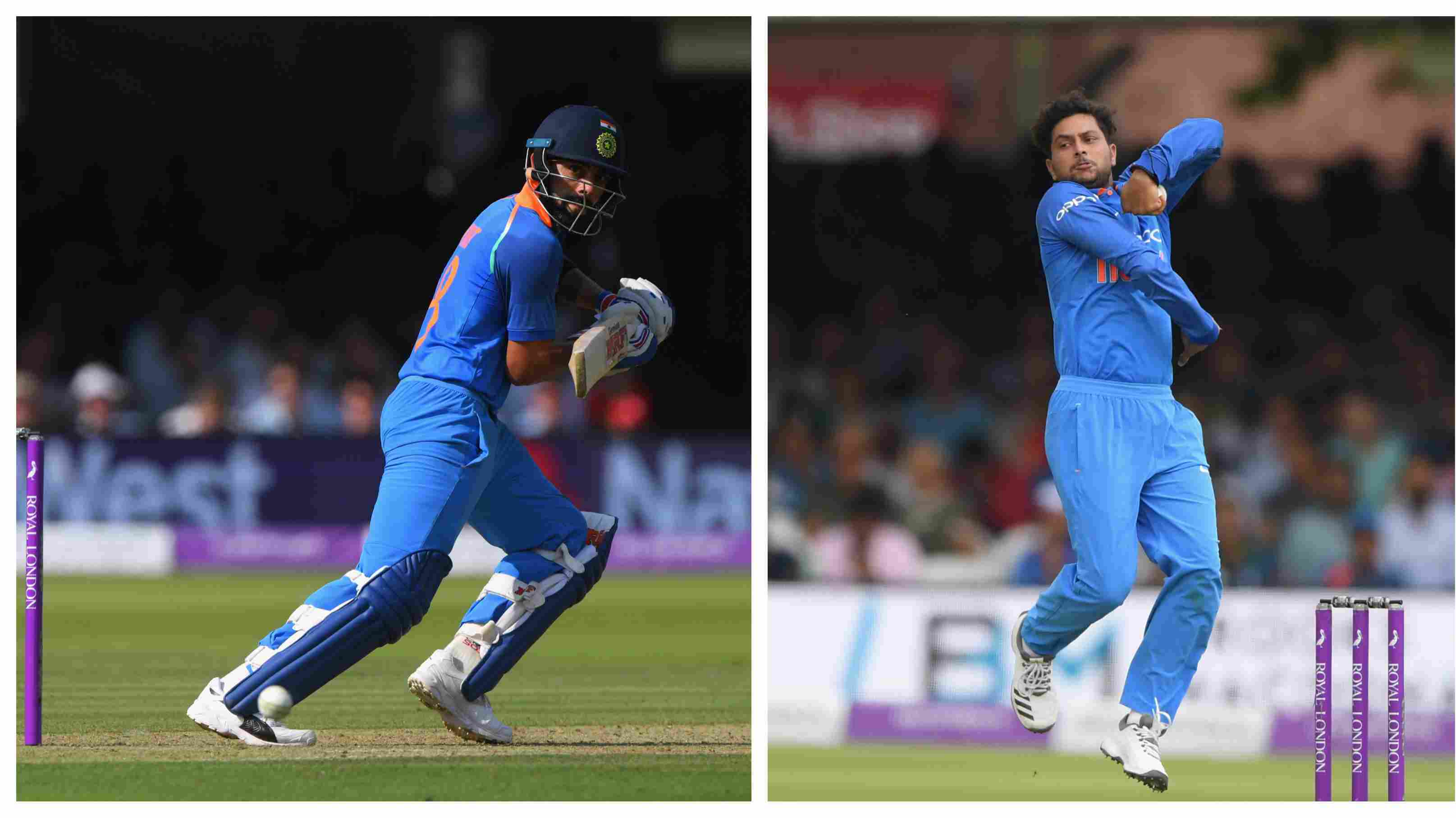 ENG v IND 2018: Virat Kohli strengthens his position as No.1 ODI batsman, Kuldeep Yadav also reaches career high