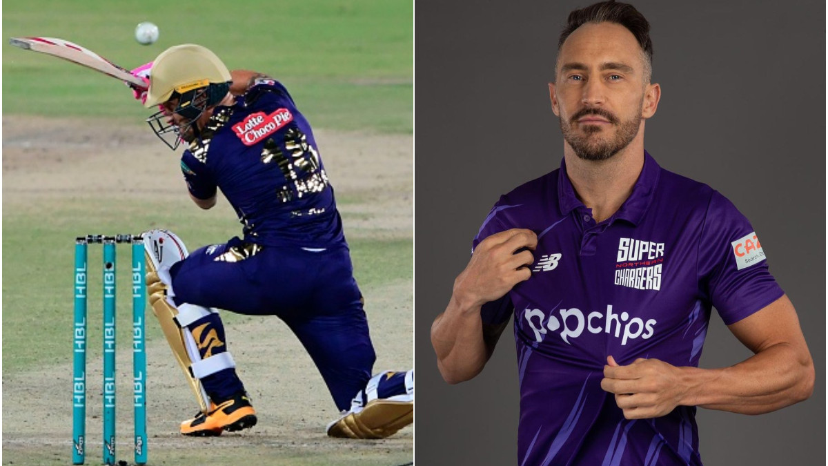 Faf du Plessis ruled out of The Hundred due to concussion during PSL; shifts focus to CPL