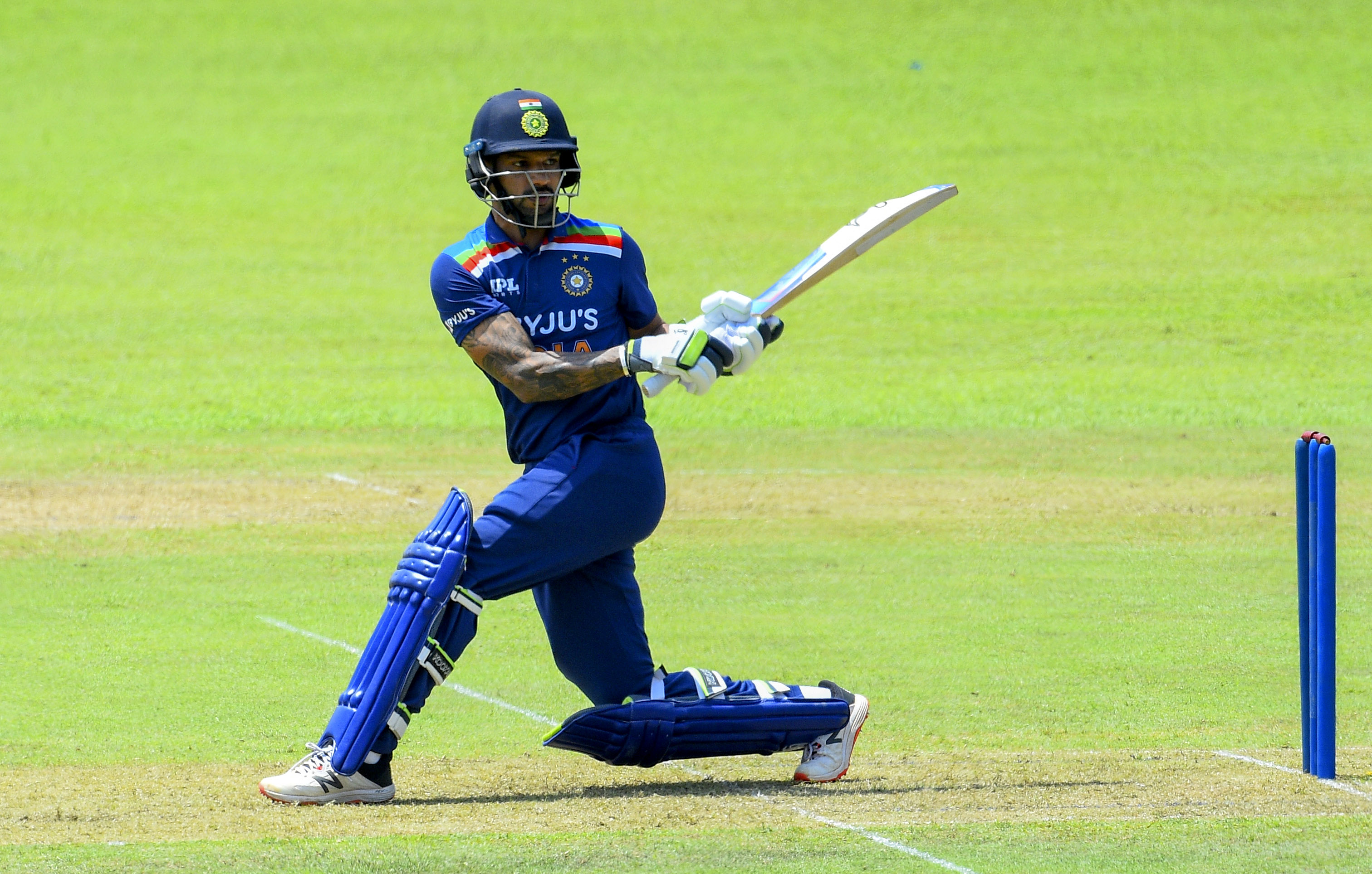 This will be Shikhar Dhawan's debut as India captain   BCCI