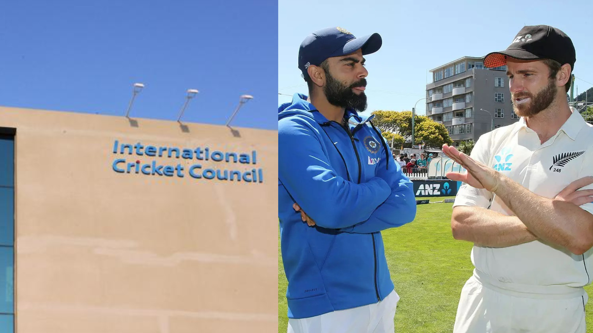 ICC finalizing 'reserve day' and 'joint winners' playing conditions for WTC final