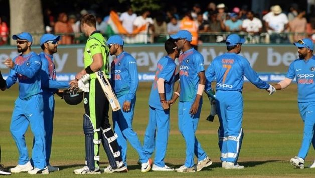 India won the series in Ireland 2-0. (AFP)