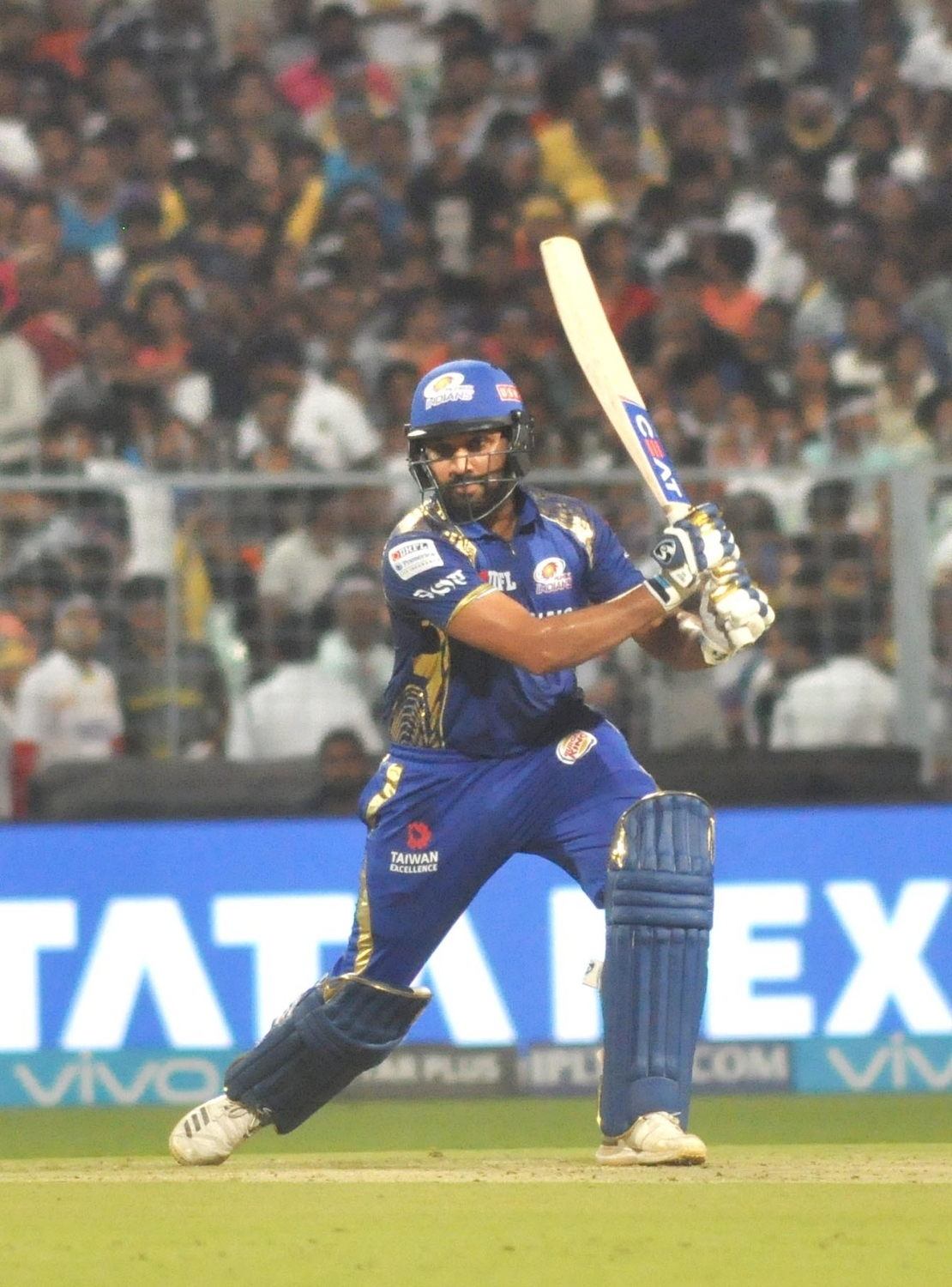 Rohit Sharma playing a shot during IPL 2019 | IANS