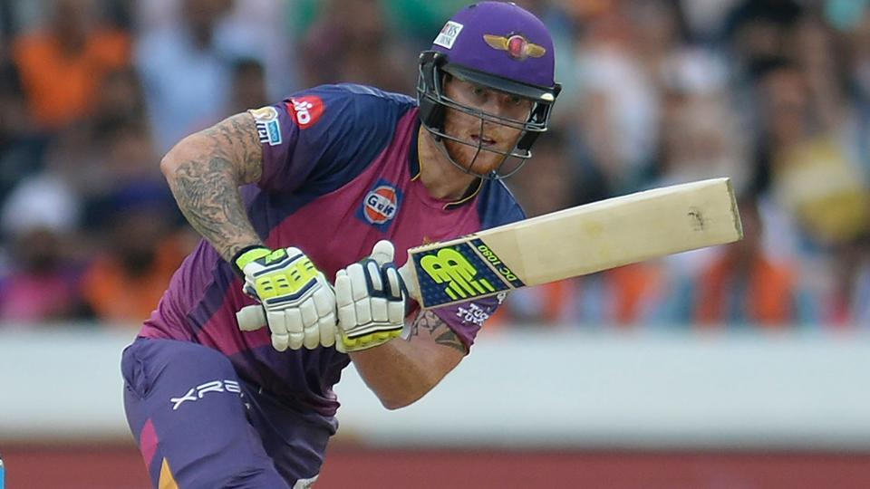 Ben Stokes was the most expensive player bought in IPL 2017 auction