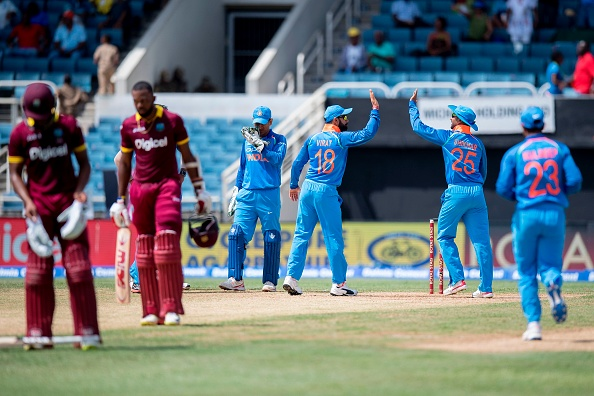 Vizag will host the second ODI between India and West Indies | Getty