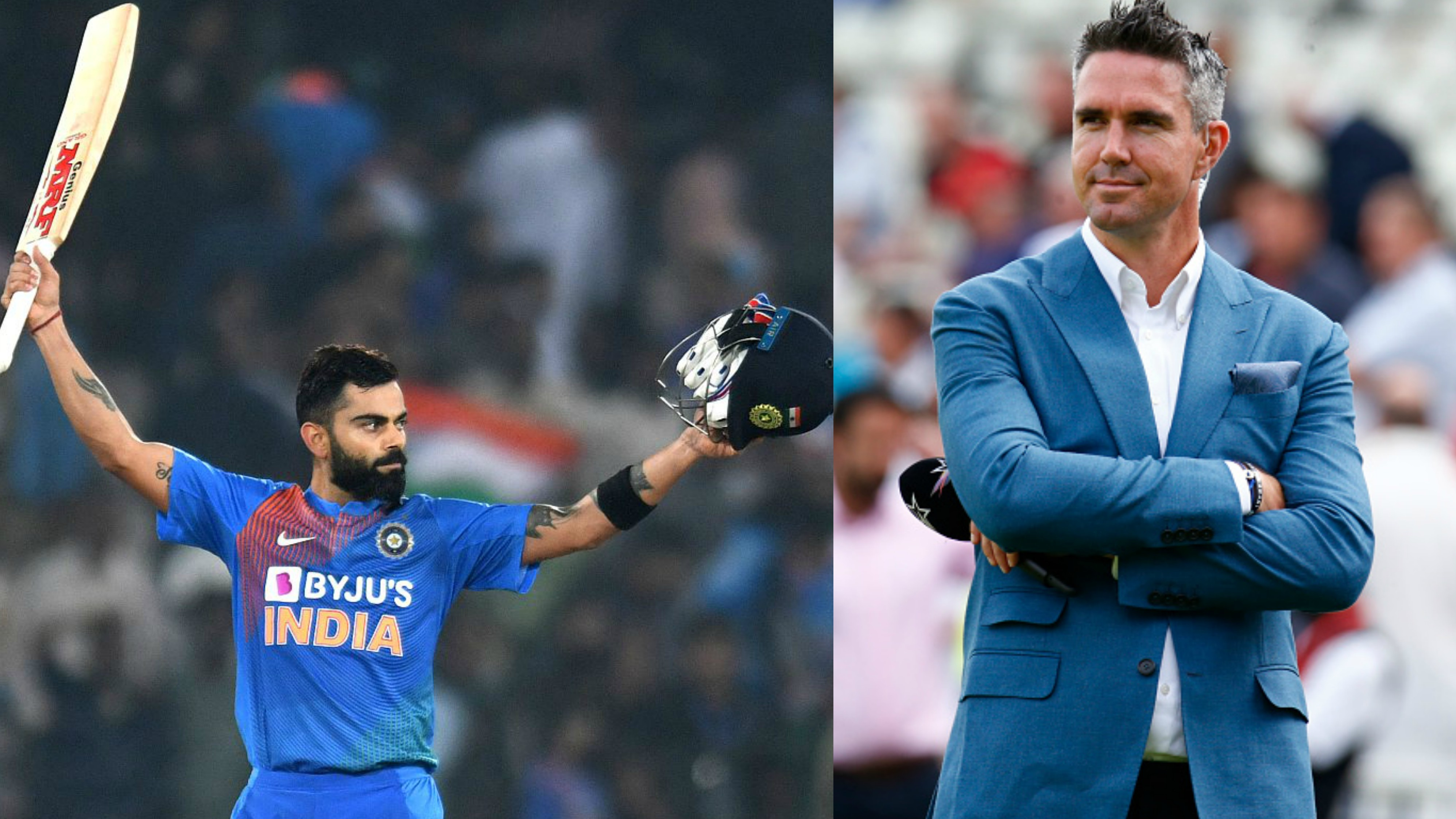 IND v WI 2019: Kevin Pietersen lauds Virat Kohli's magical flick after his Hyderabad masterclass