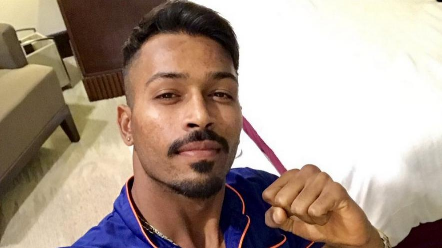 FAKE FB WALL: Hardik Pandya wants to play for Australia so he can marry Justin Langer's daughter