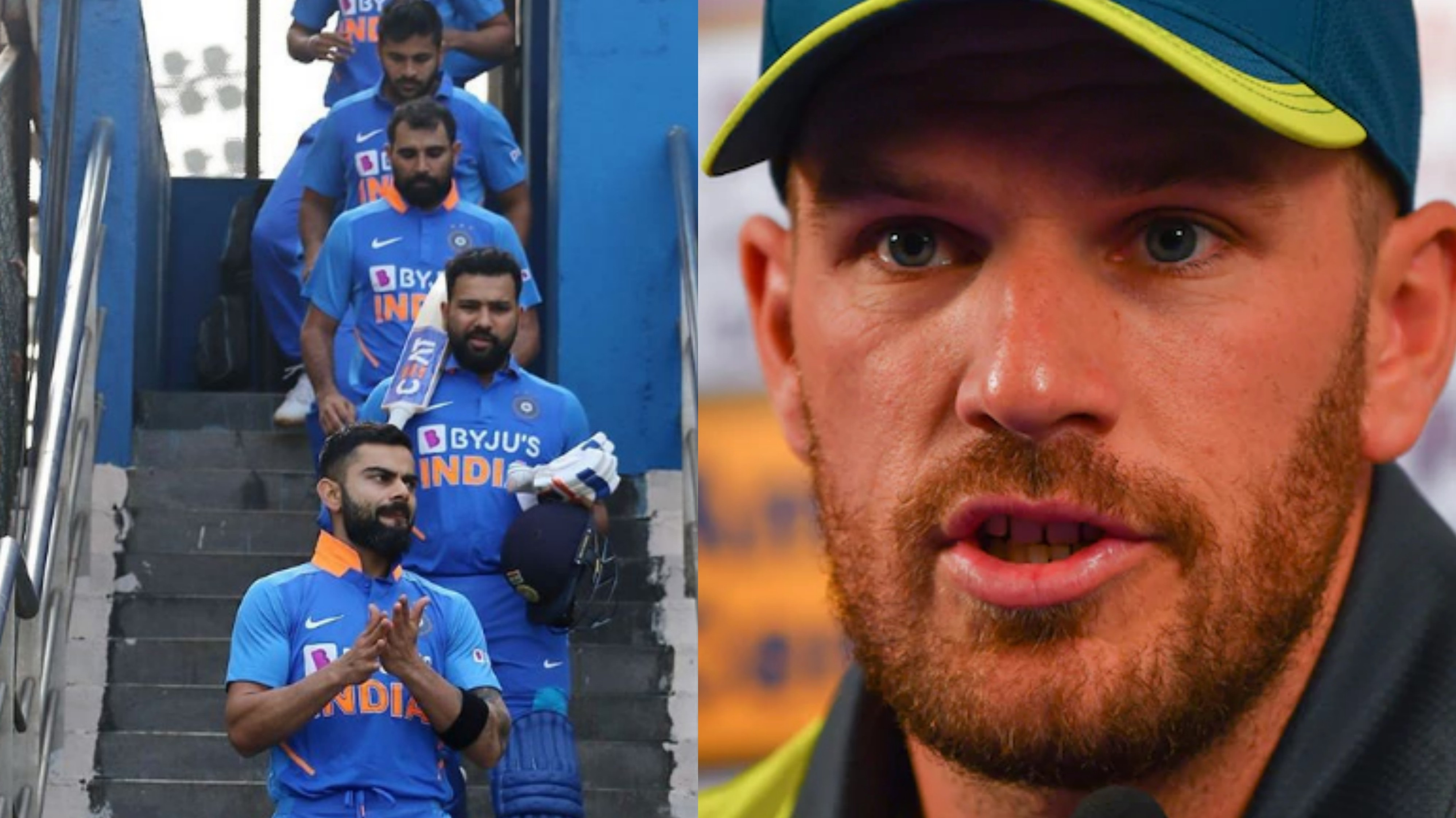 IND v AUS 2020: Team India will fight back hard in the Rajkot ODI, expects Aaron Finch