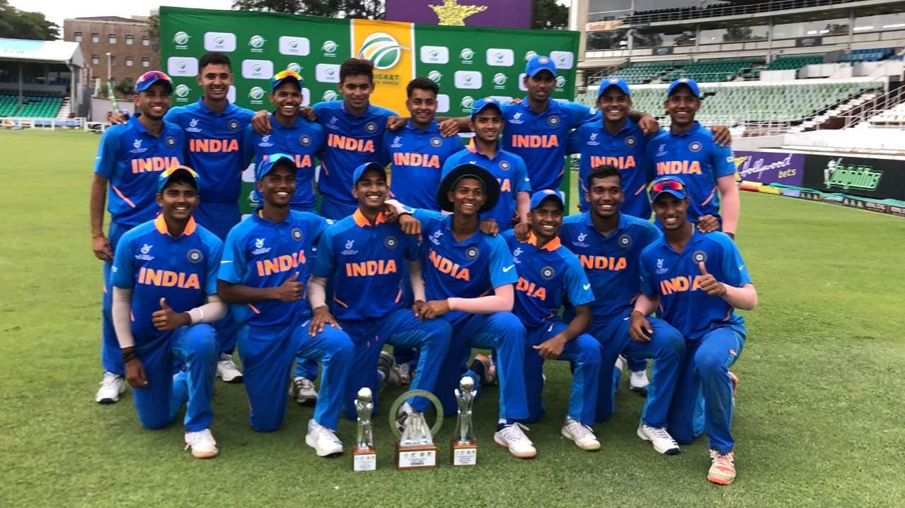 U19CWC 2020: Team India U19 begin their World Cup campaign on January 19