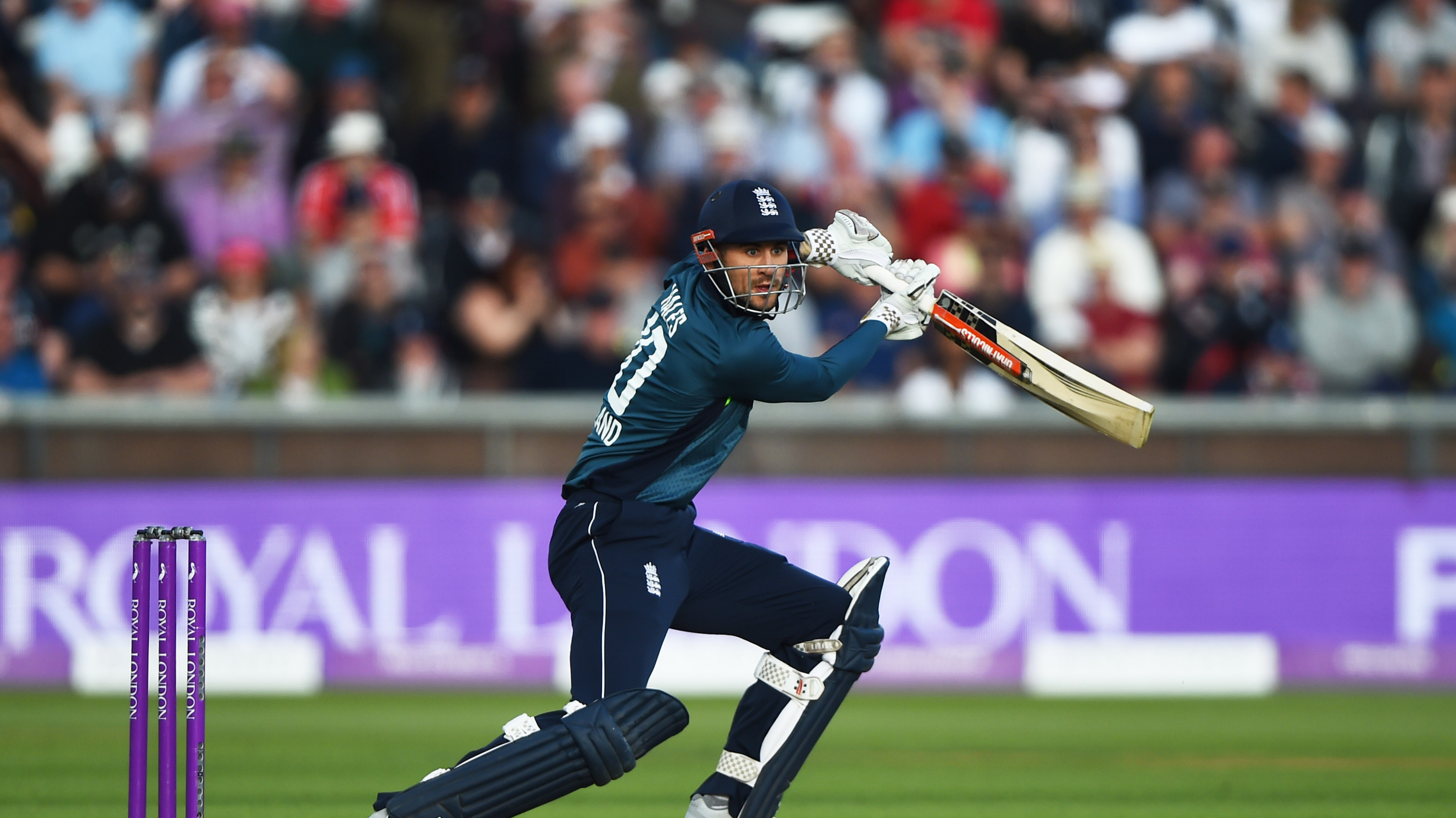 ENG vs IND 2018: Alex Hales out of the ODI series with a side strain