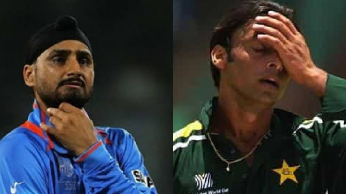 Told Shoaib Akhtar to come as a spectator when he asked for 2011 World Cup final tickets - Harbhajan Singh