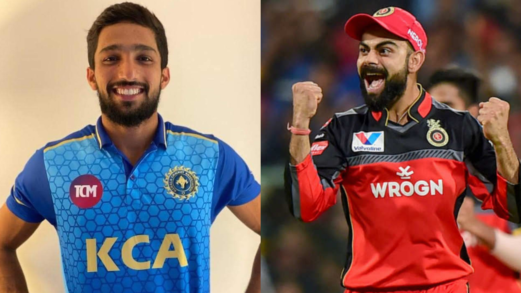 "IPL 2021: ""Virat Bhai messaged me two minutes after the auction,"" reveals RCB's Mohammed Azharuddeen"