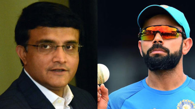 SA v IND 2018: Tours of Australia and England will define Virat Kohli's legacy as a captain, says Sourav Ganguly