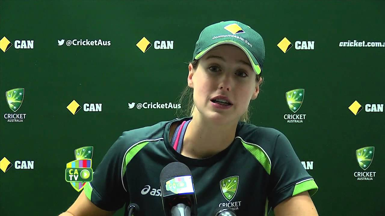 Ellyse Perry displaces Mithali Raj to top women's ODI batting list