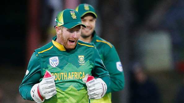 SA v ZIM 2018: Starting to enjoy my cricket, says Heinrich Klaasen
