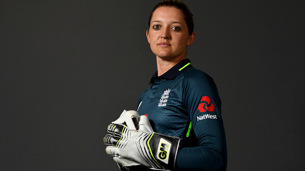 Sarah Taylor joins the Sussex men's team as wicketkeeping coach