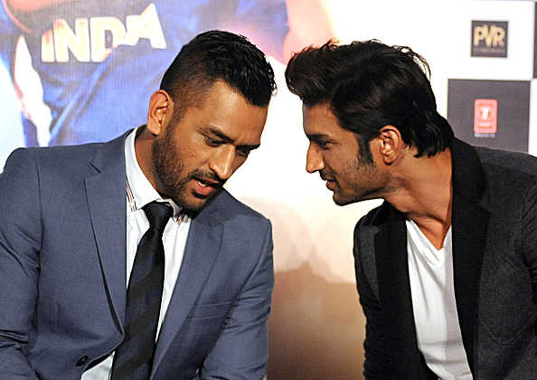 Real and Reel MS Dhoni | GETTY