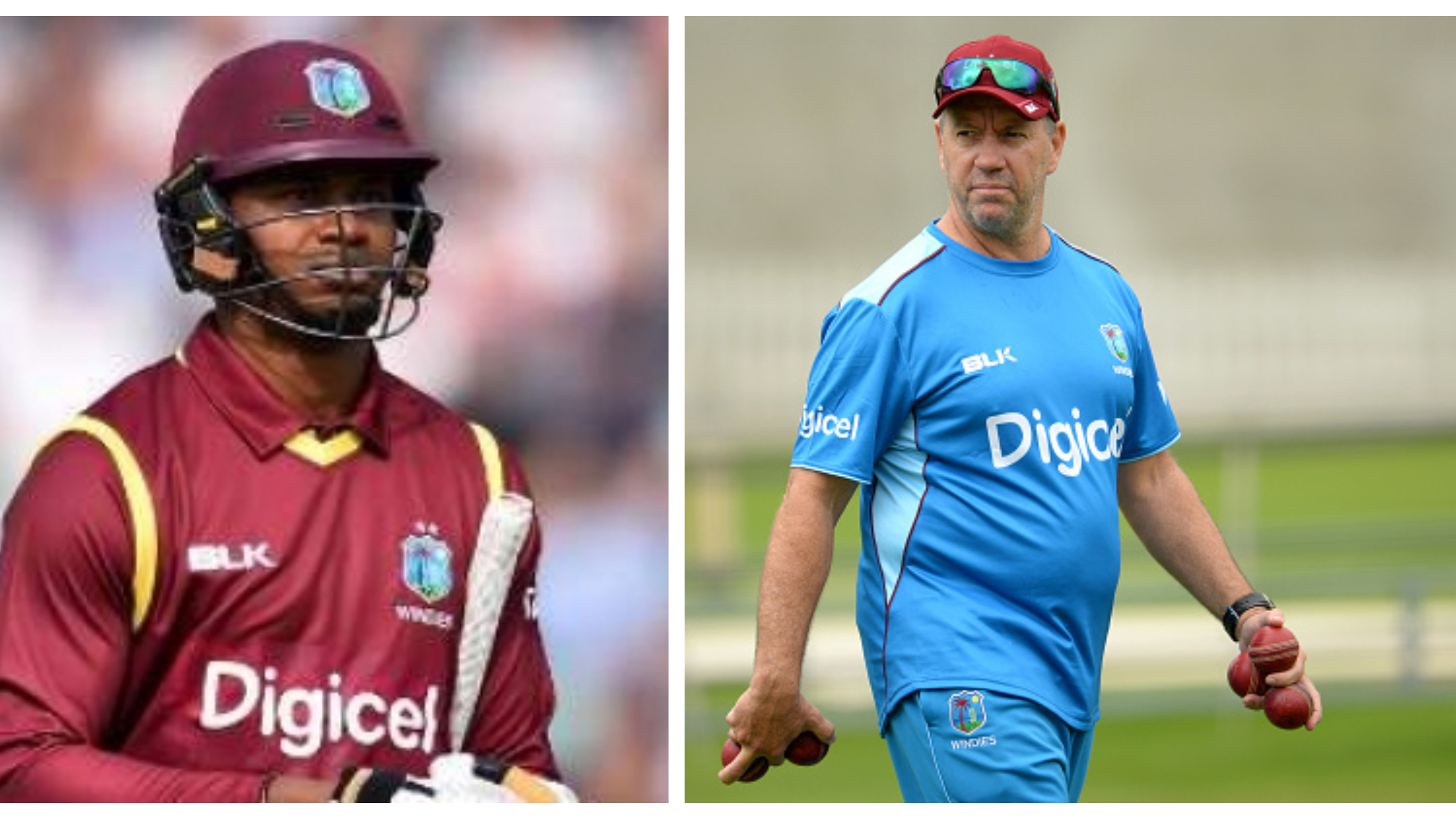 IND v WI 2018: Stuart Law comes out in support of the under-performing Marlon Samuels