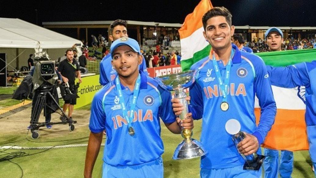 From U-19 to India A its been a fun ride with Prithvi Shaw, says Shubman Gill