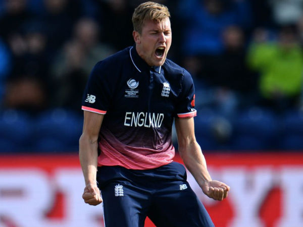 Jake Ball added as Plunkett's cover for tri series