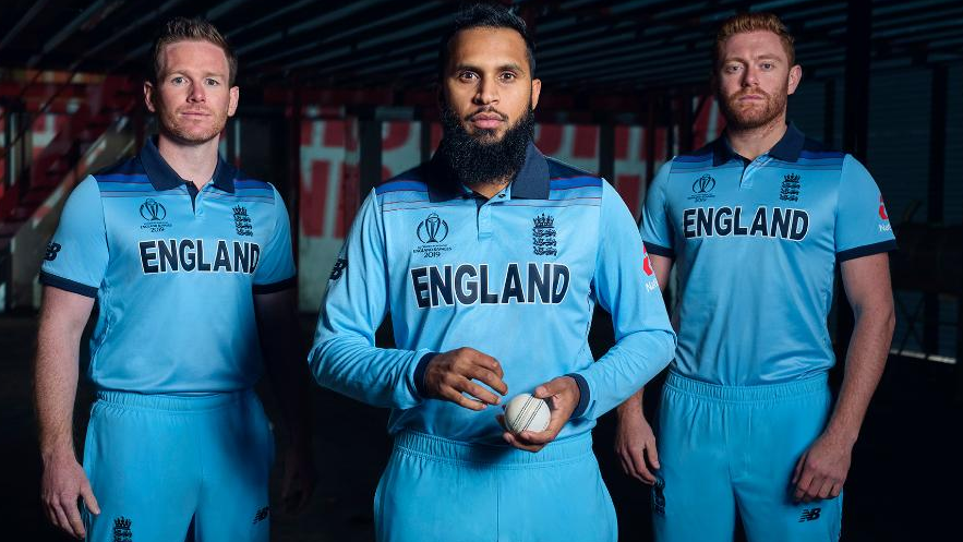 CWC 2019: England unveil their kit for the upcoming World Cup
