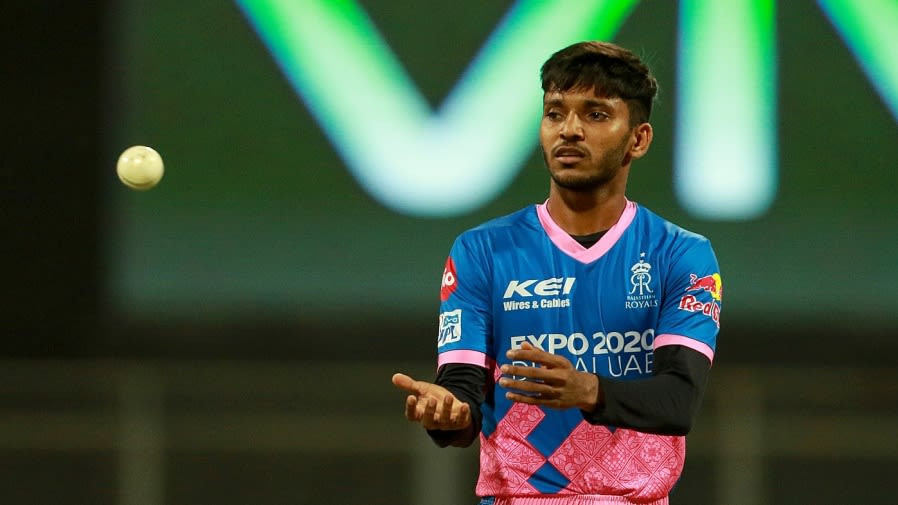 IPL 2021: 'Part payment from Rajasthan Royals helping my family', says Chetan Sakariya as his father battling COVID-19