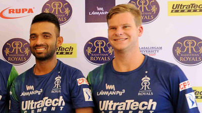 IPL 2018: Rajasthan Royals name Ajinkya Rahane captain for IPL 11, Steve Smith steps down