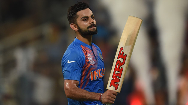 Virat Kohli not included in the FICA list of Top 10 T20 players list