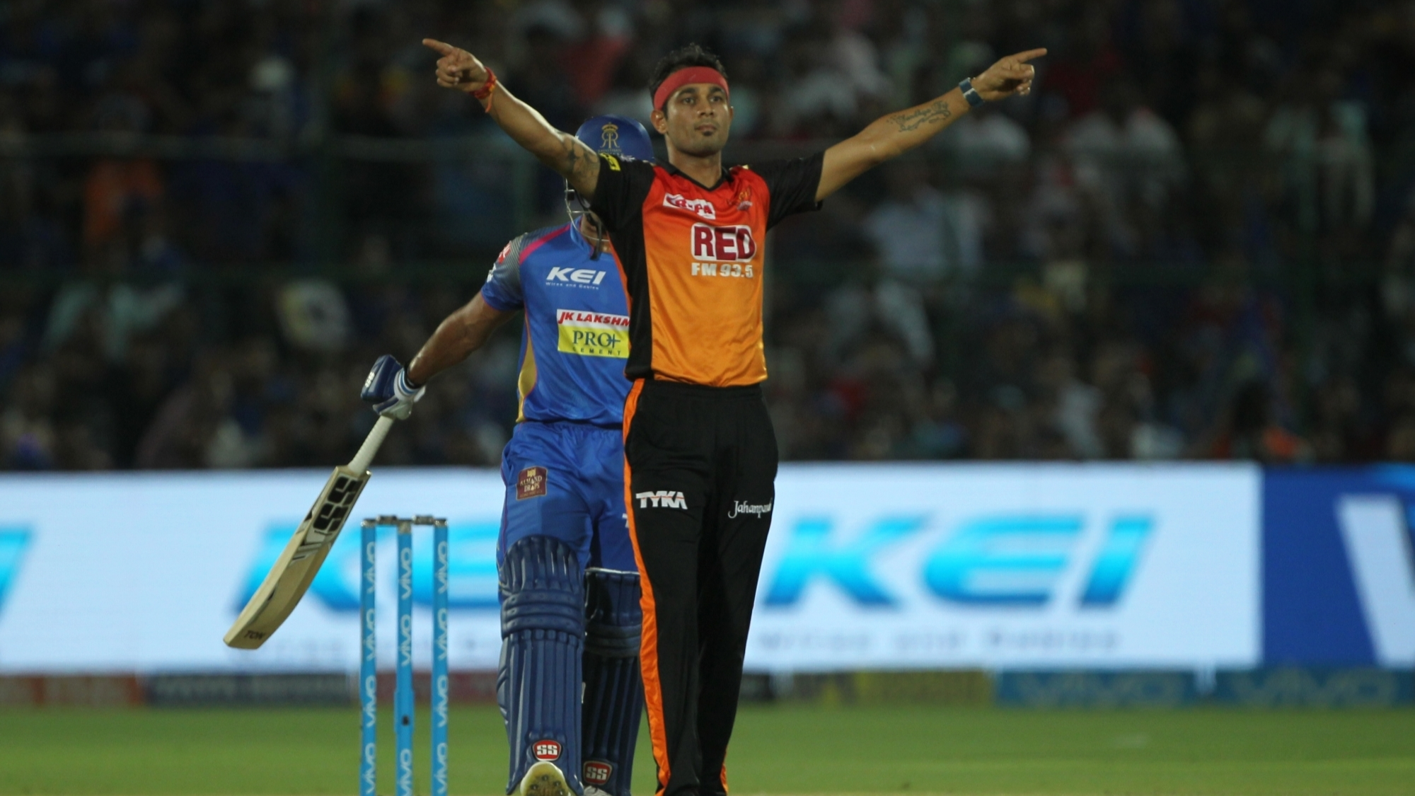 IPL 2018 :  'हम एक टीम के रूप में अच्छा कर रहे हैं, जो कि महत्वपूर्ण हैं', सिद्धार्थ कौल  ने कहा
