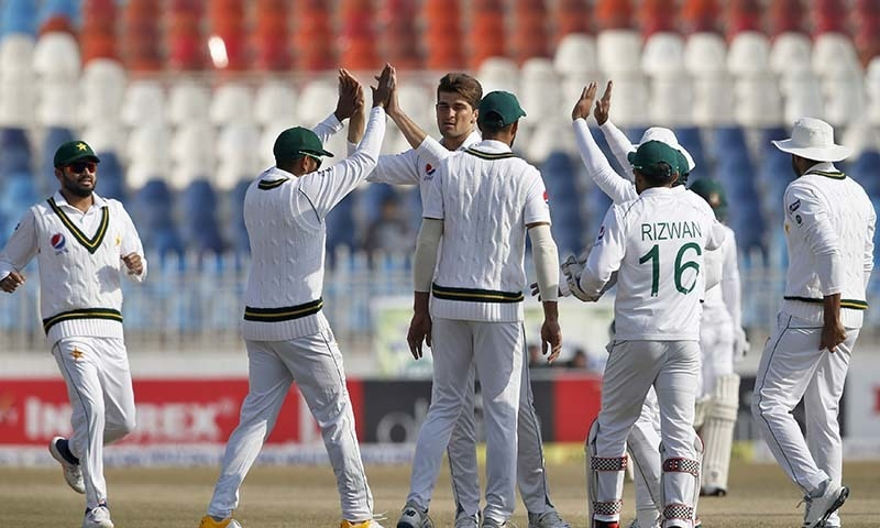 Pakistan set to play 3 Tests in England | AFP