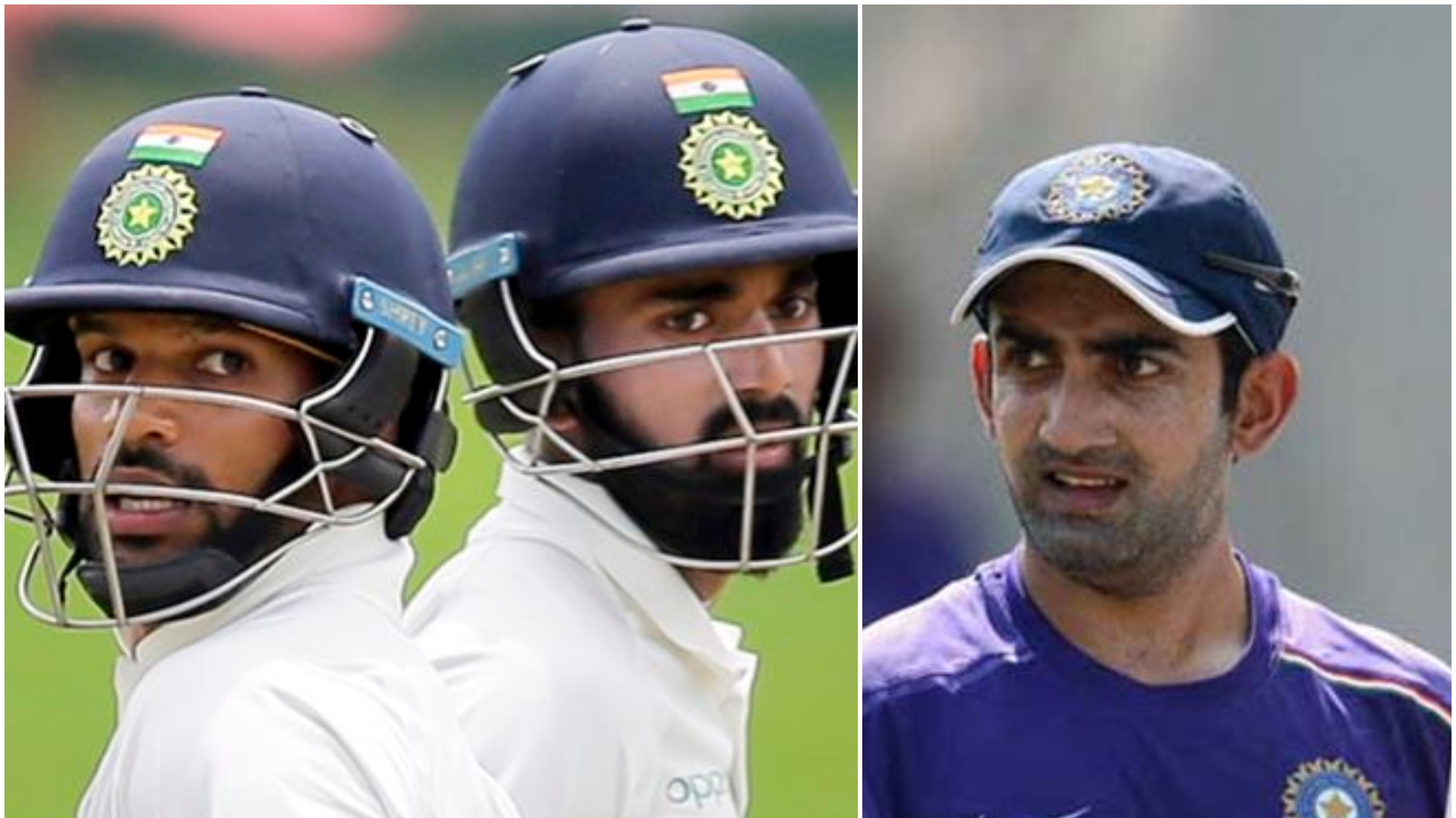 ENG vs IND 2018: Gautam Gambhir picks India's opening combination and backs Cheteshwar Pujara at no.3