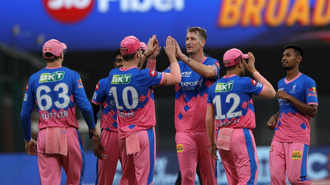 IPL 2021: RR hammer SRH by 55 runs; Morris, Mustafizur pick three wickets each