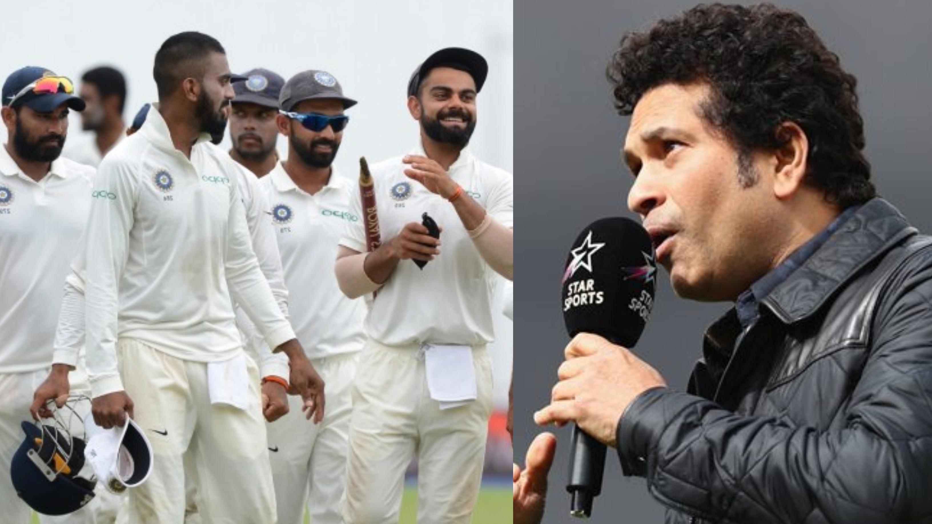 AUS v IND 2018-19: Virat Kohli's team will start Test series with the upper hand, says Sachin Tendulkar