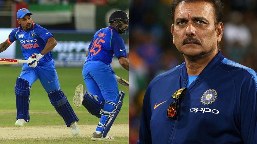 NZ v IND 2019: Ravi Shastri hints at resting Rohit Sharma and Shikhar Dhawan in T20I matches
