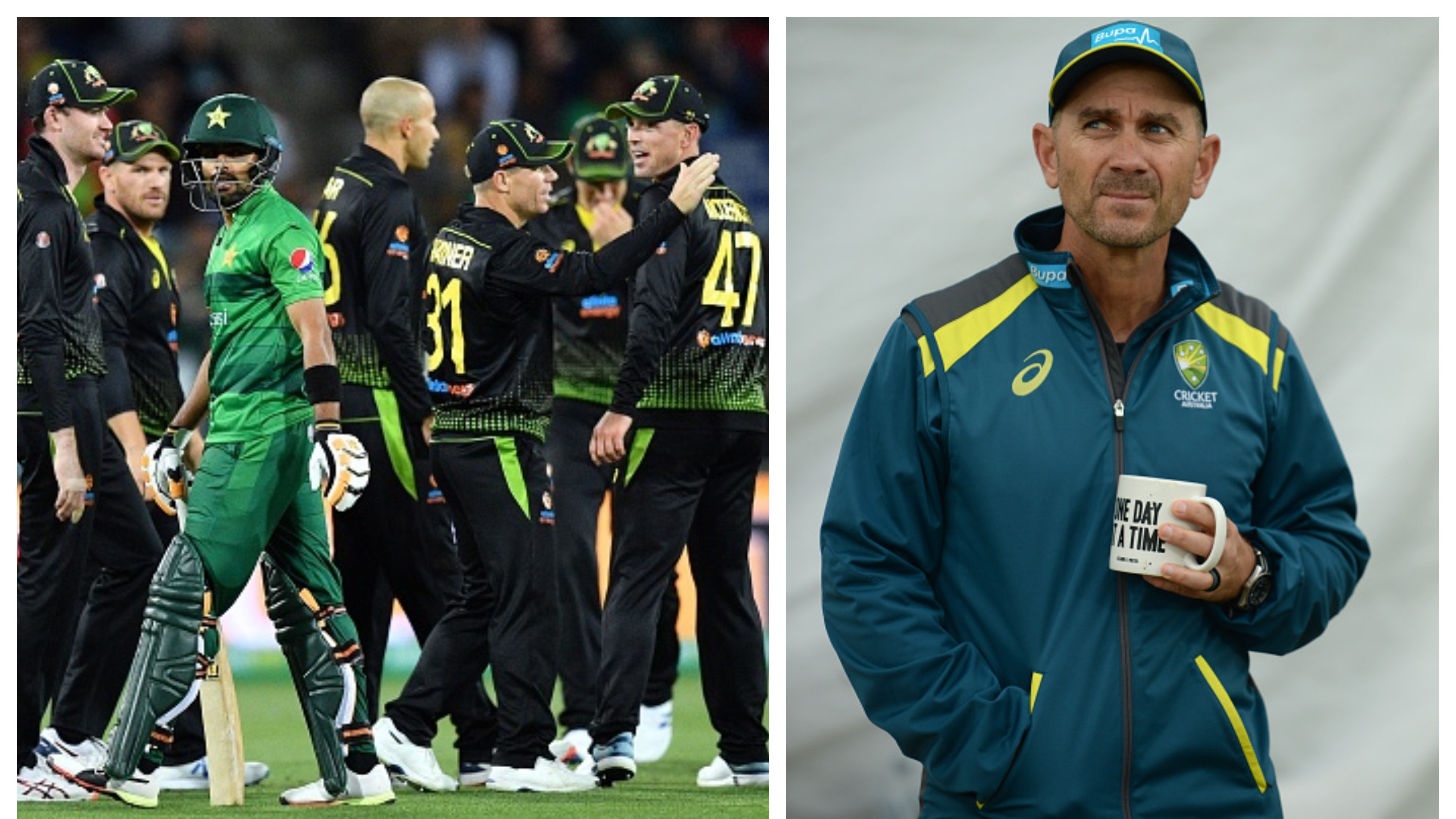 AUS v PAK 2019: Australia not to tweak much with T20I series on the line, says Justin Langer