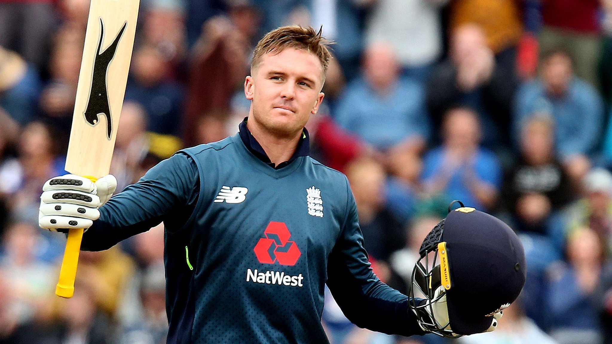 ENG v AUS 2018: Jason Roy sets his sights on helping England win their first ever World Cup next year