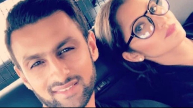 Sania Mirza says 'come back soon' as Shoaib Malik gears up for the Asia Cup 2018