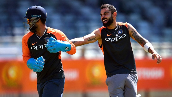AUS v IND 2018-19: In Pictures - Team India's intense training sessions in Perth