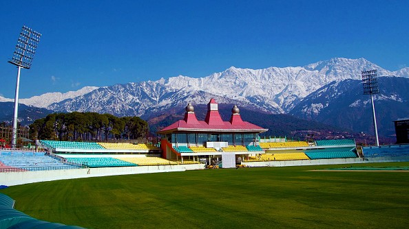 IND v SA 2019: Dharamsala groundstaff having sleepless nights with rain predicted for 1st T20I