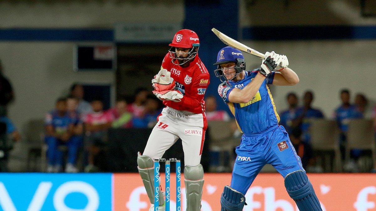 IPL 2018: KXIP v RR: राजस्थान रॉयल्स नहीं तोड़ पायी अपनी हार का क्रम, पंजाब ने 6 विकेट से दी मात